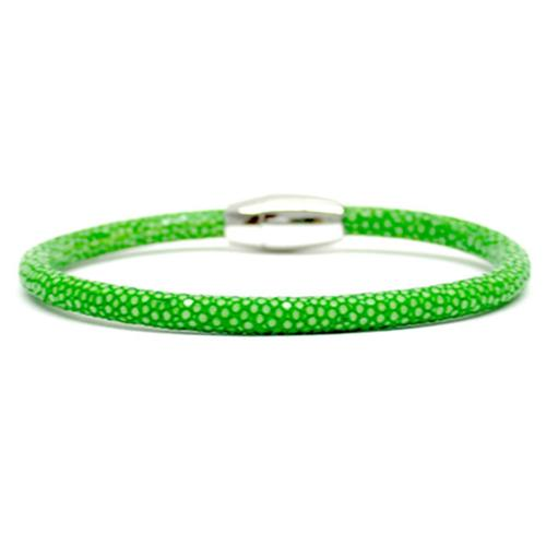 Bracelet | Single Stingray | Green