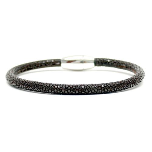 Bracelet   Single Stingray   Brown