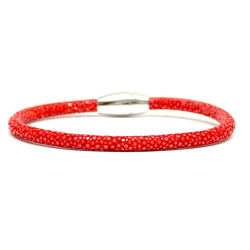 Bracelet | Single Stingray | Red
