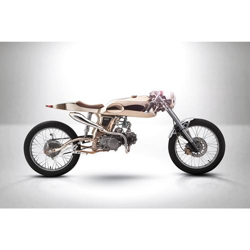 Eden Motorcycle | Gold