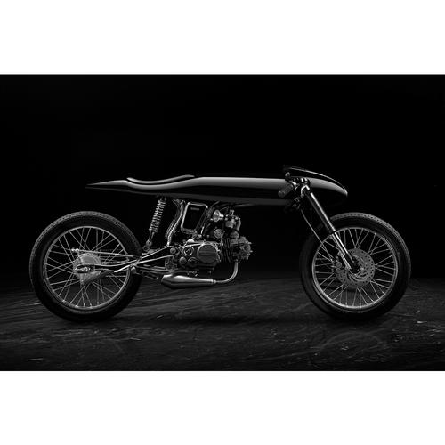 Honda Motorcycle | Eve | Liquid Black