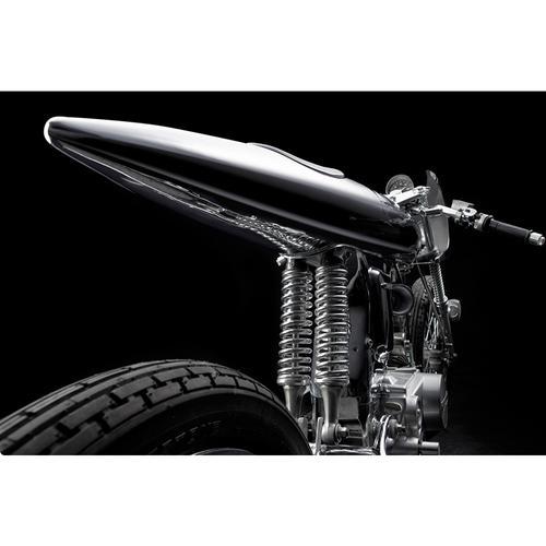 Eve Chrome   Honda Supersport 125cc   Bandit9 Motorcycles