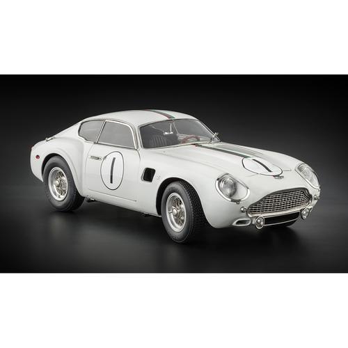 Aston Martin DB4 GT Zagato | 1961 | White