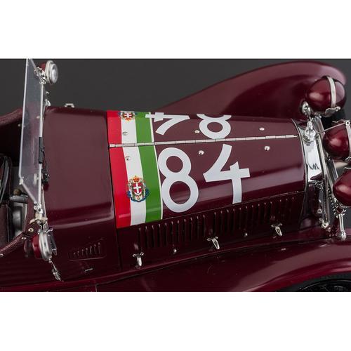Alfa Romeo 6C 1750 Gran Sport   #84   Mille Miglia   CMC