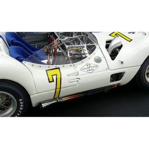 Maserati Tipo 61 | 1960 | Stirling Moss #7 | Cuba GP | CMC