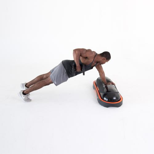 Terra Core Bench soft surface training