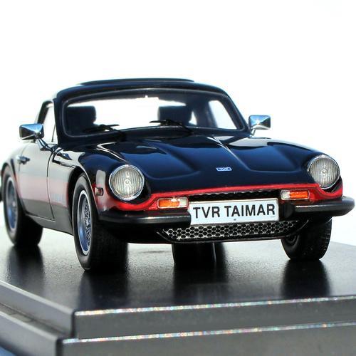 1976-1979 TVR Taimar | Black
