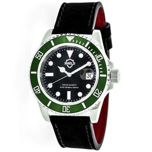 Shield Sh0807 Cousteau Mens Watch