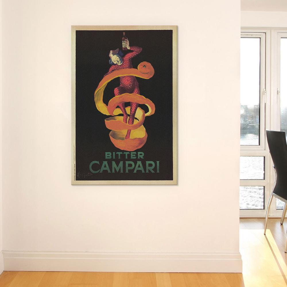 Bitter Campari (Vintage) by Leonetto Cappiello