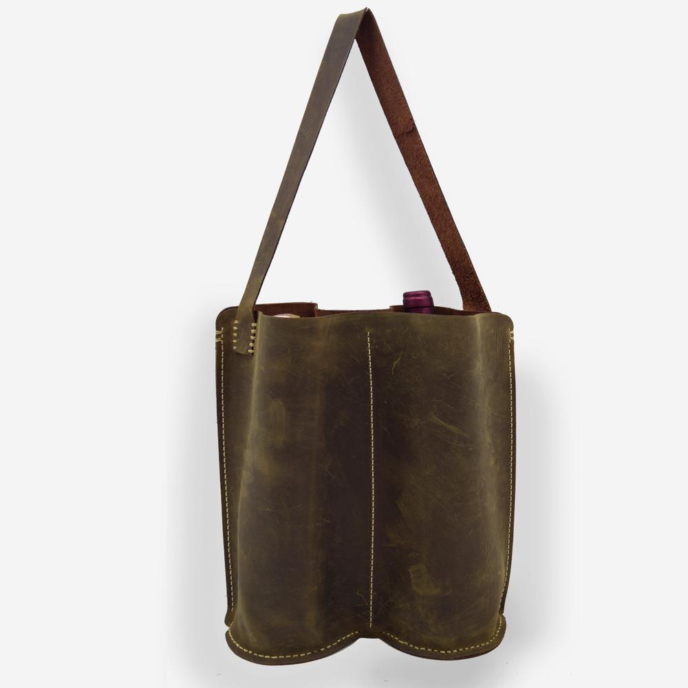 BYOB Double Wine Bag   Waltzing Matilda Accessories