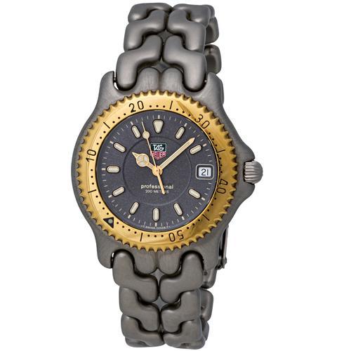 TAG Heuer Sport Elegance Quartz Men's Watch