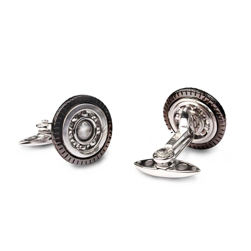 Wheel Bearing Cufflinks   GTO London