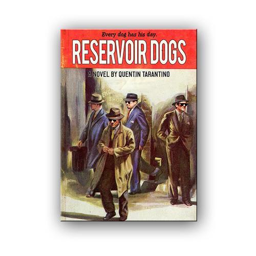 Reservoir Dogs (Retro Poster)