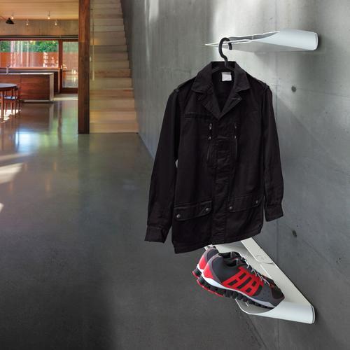 Ray Multifunction Shoe and Coat Rack | Decorpro