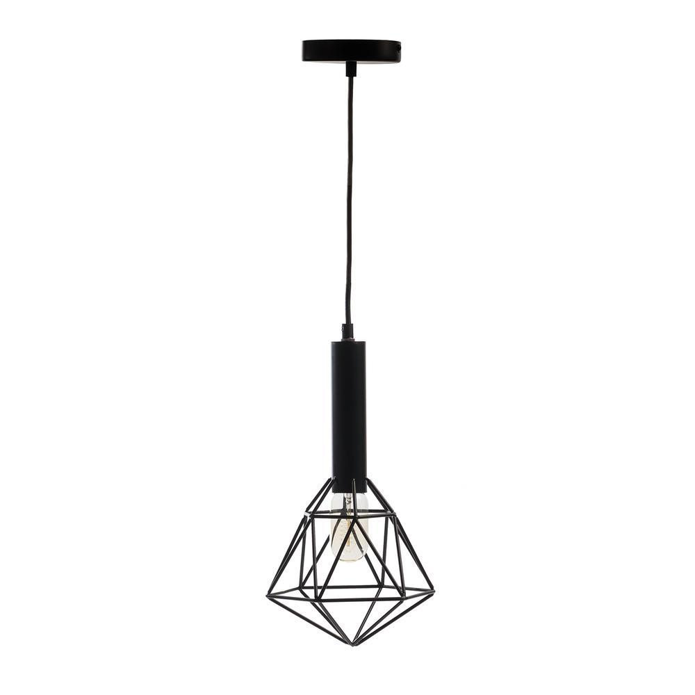 Single Geometric Pendant Lamp