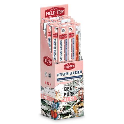 Beef/Pork Sticks | Pepperoni | Set of 24