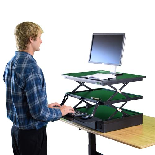 Changedesk Desk Conversion | Electric