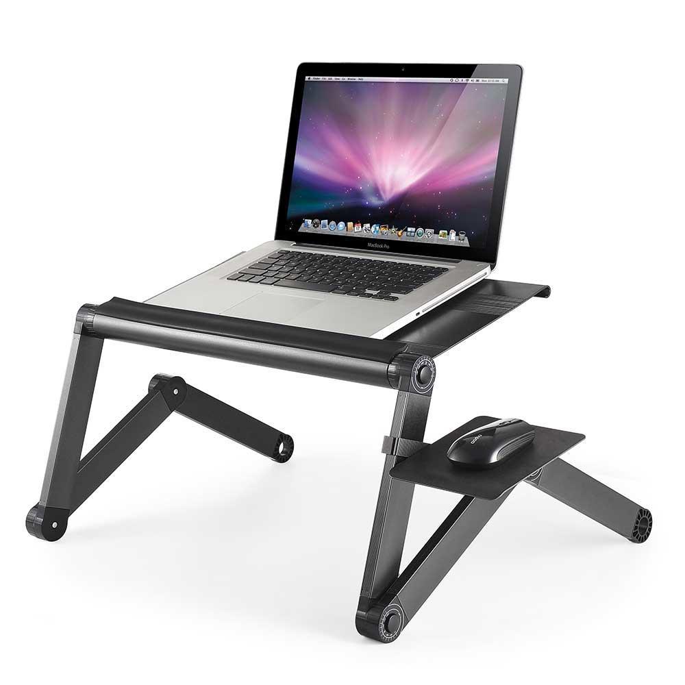 Mobile Laptop Cart Staples Jivo Ji 13 Macbook Air