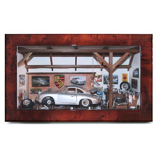 Porsche 356 Silver