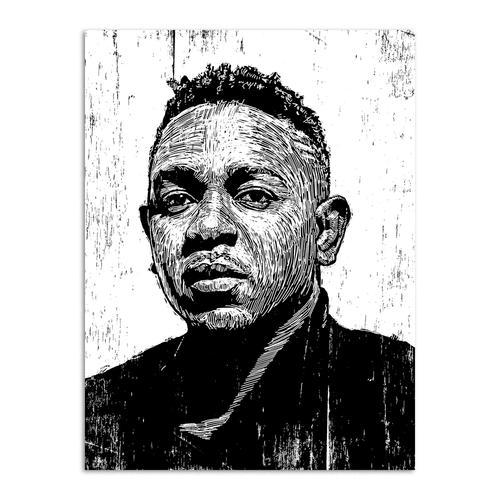 Kendrick Lamar   Canvas