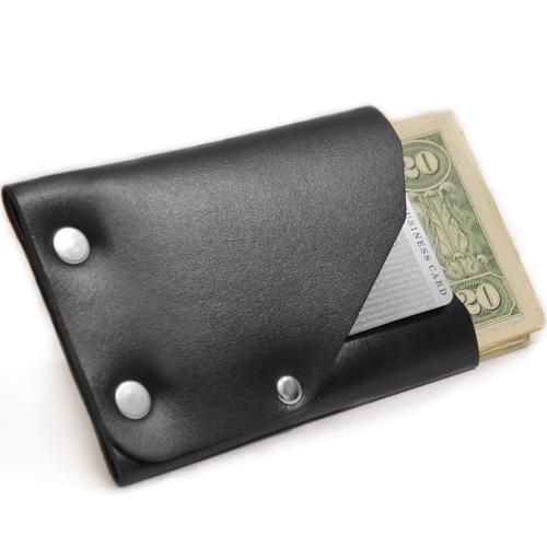 The Frontier 1 Wallet | Black