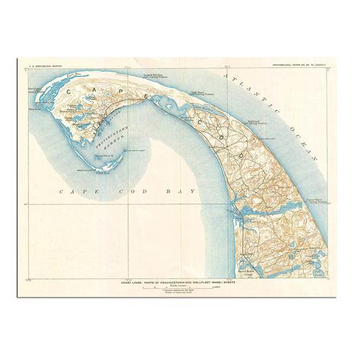 Cape Cod | Paper