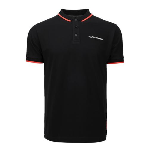 McLaren Honda Polo | Black