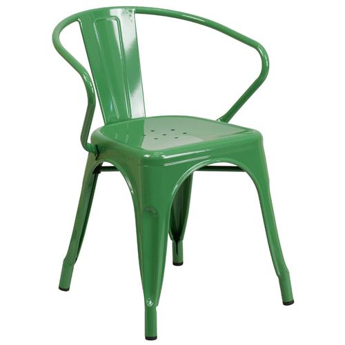 Indoor-Outdoor Chair with Arms