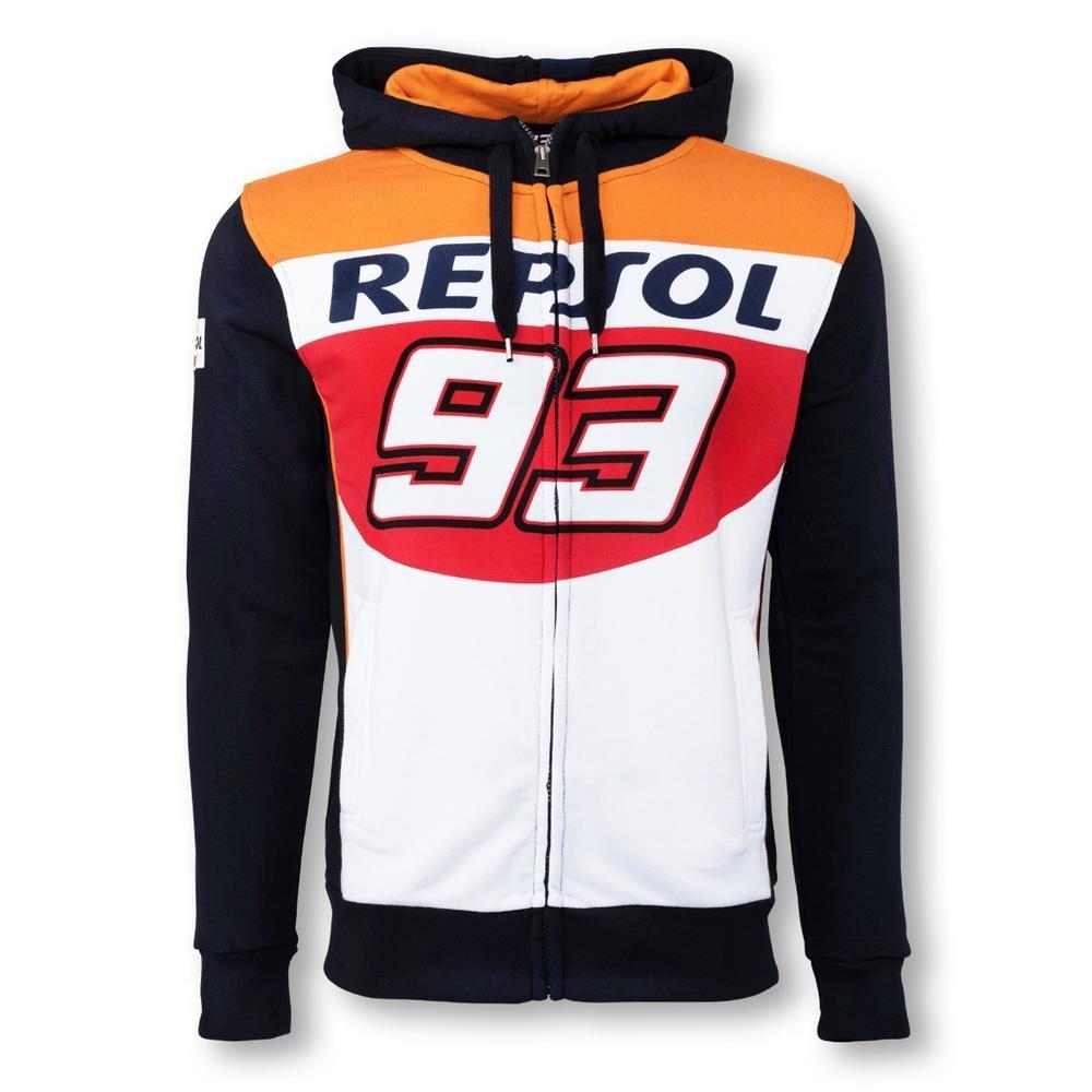 Repsol Marc Marquez Hoodie | Moto GP Apparel