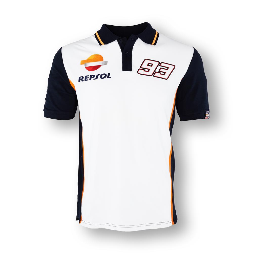 Repsol Marc Marquez Polo | Moto GP Apparel
