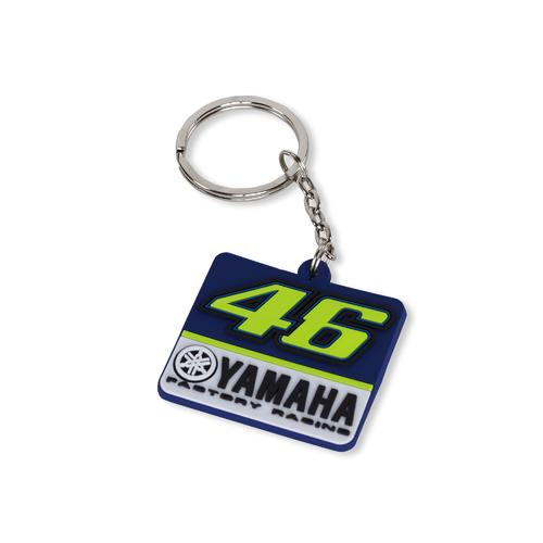 Valentino Rossi Metal Key Ring