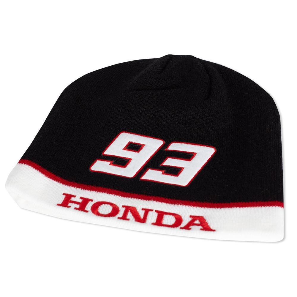 Honda Marc Marquez Beanie   Moto GP Apparel