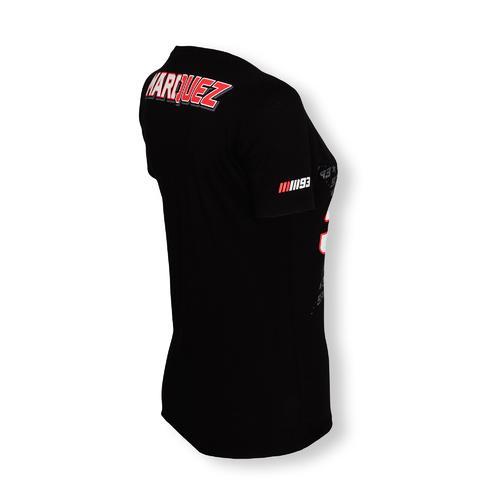 Marc Marquez T-shirt  - women   Moto GP Apparel