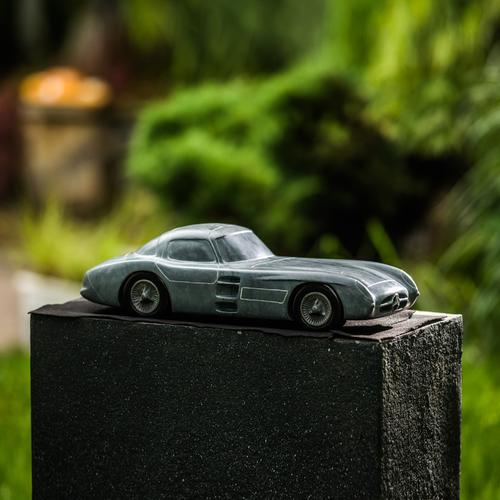 1955-56 Mercedes-Benz 300 SLR
