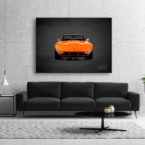 Corvette Stingray | Canvas
