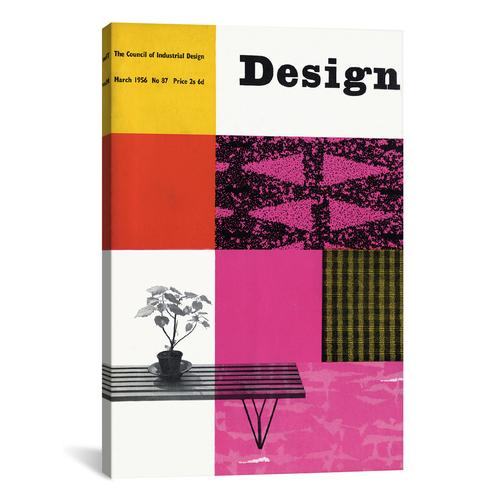 Design Magazine Cover Series: March 1956