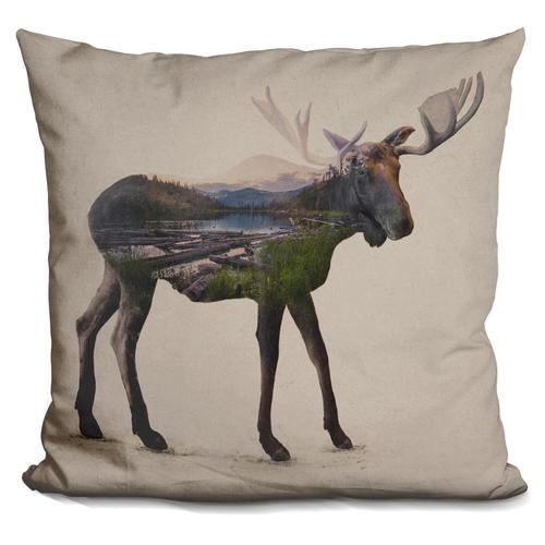 The Alaskan Bull Moose