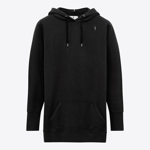 Longline Hood| Black