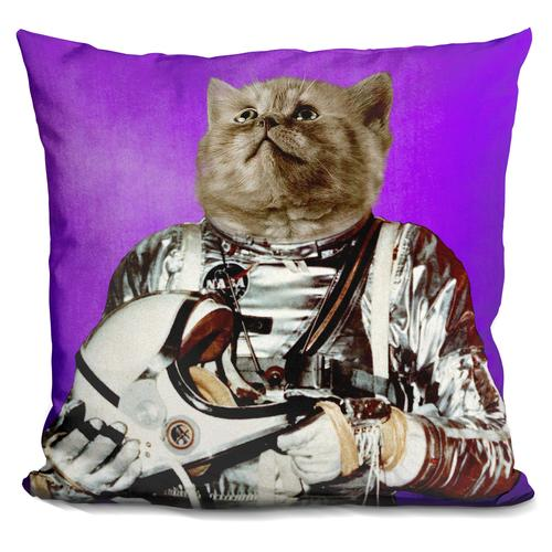 Durro Art 'Reach for the stars' Throw Pillow