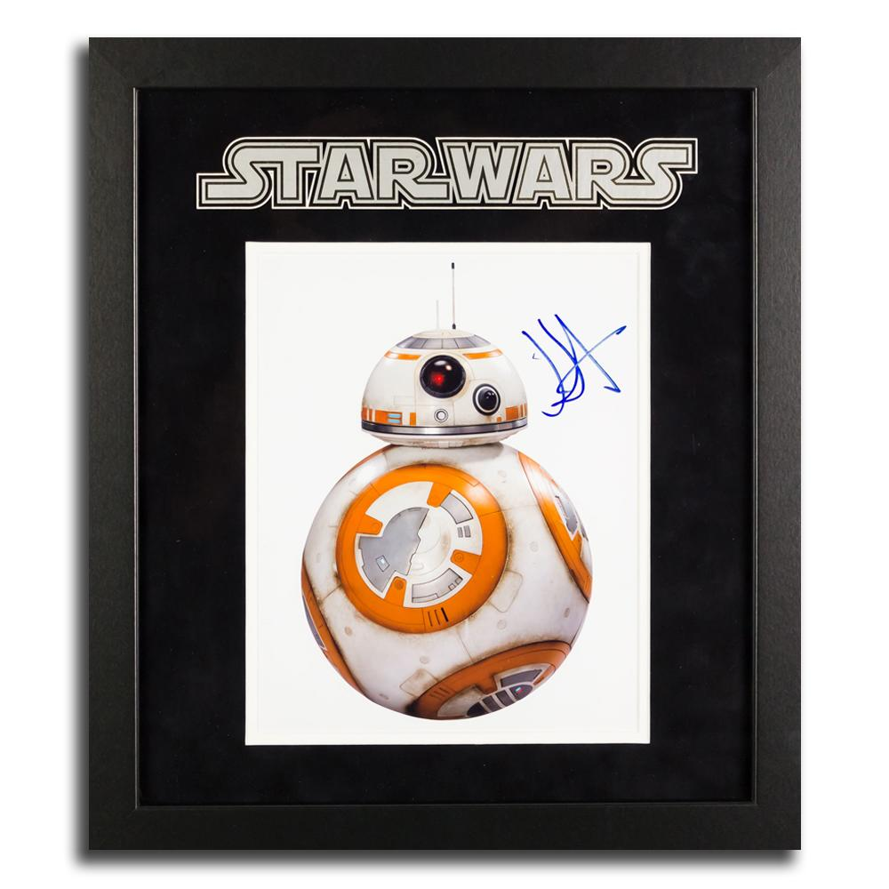 Signed Artist Series   Signed Star Wars Memorabilia