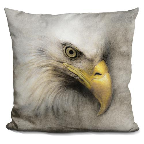 Riza Peker 'EAGLE' Throw Pillow