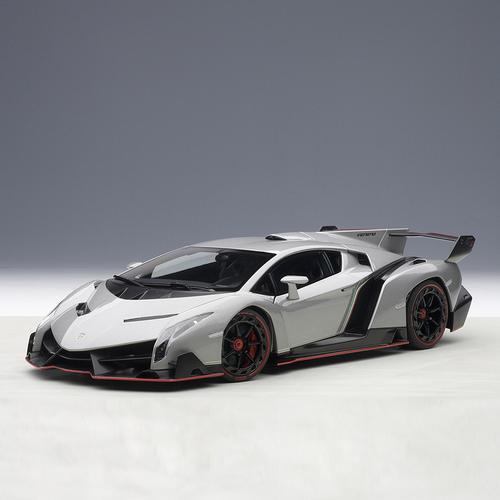 Lamborghini Veneno, Geneva Show Car 2013/Grey
