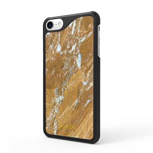 iPhone 7 case | Galaxy Gold with Black Border