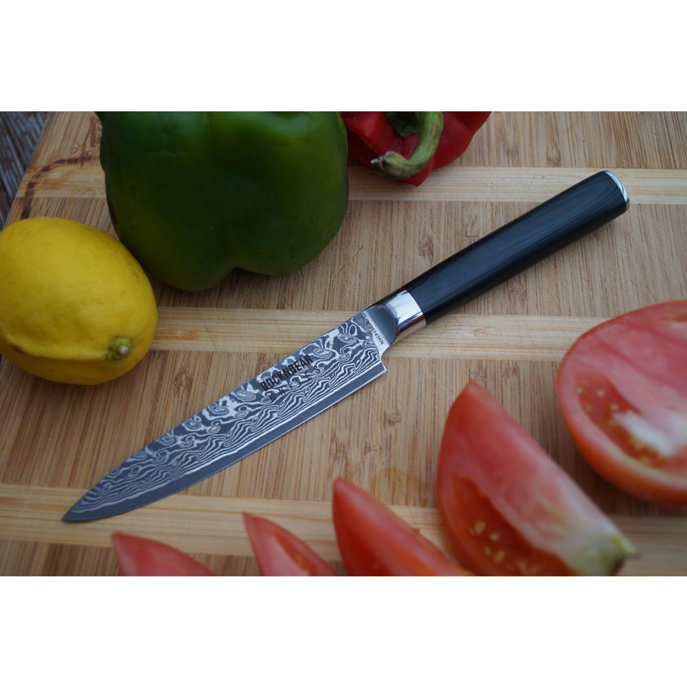 damascus cheese kitchen knife damascus kitchen knives