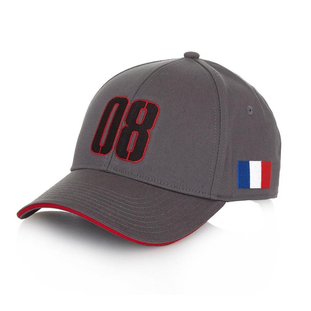Haas Grosjean Driver Cap | Haas F1 Apparel