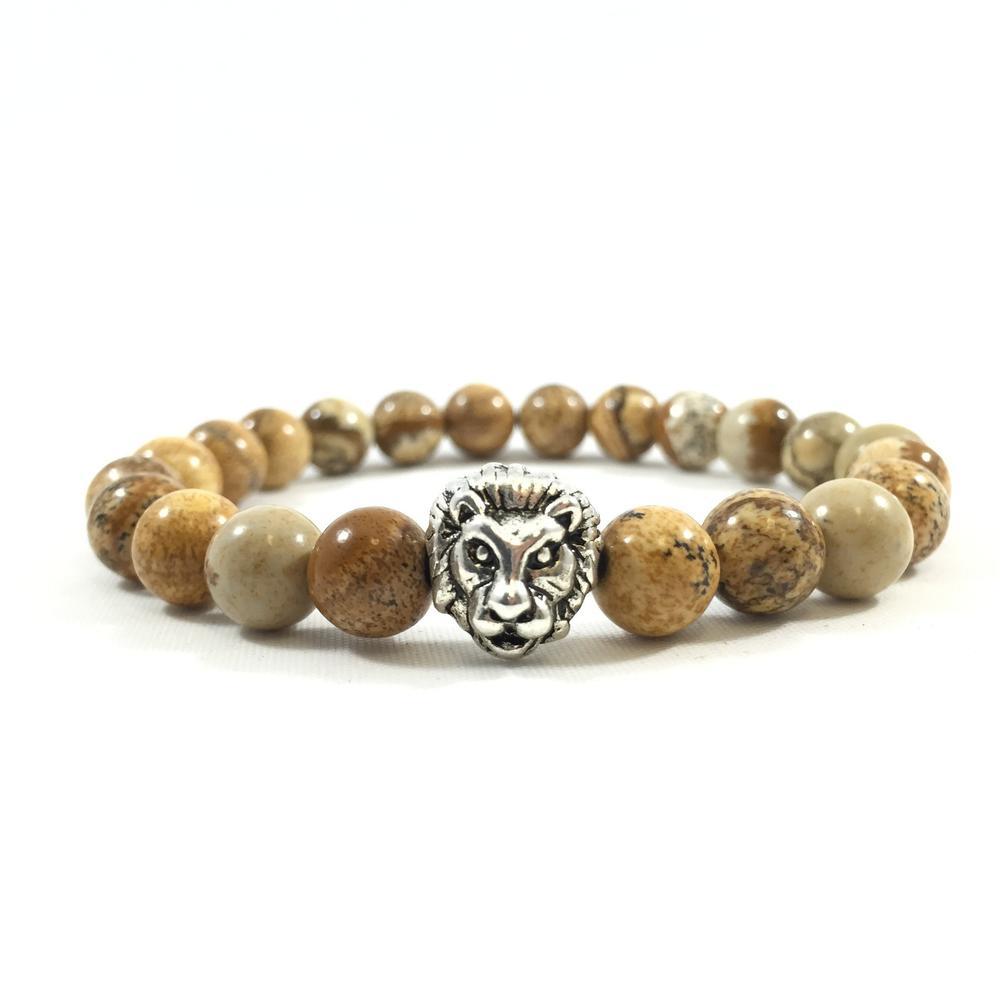 Desert Jasper | Silver Lion | Executive Society