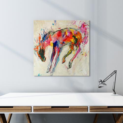 Pinata Bronc | Julian Spencer