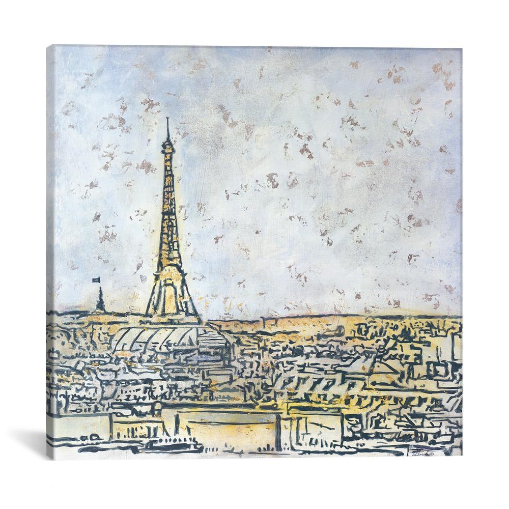 Paris Postcard | Julian Spencer