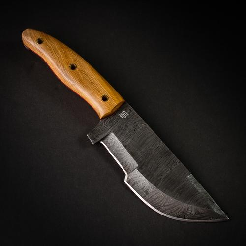 Stonewall Handmade Damascus Steel Hunting Knife