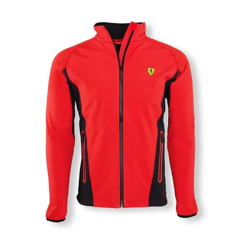 SCUDERIA FERRARI TEAM SOFTSHELL MENS